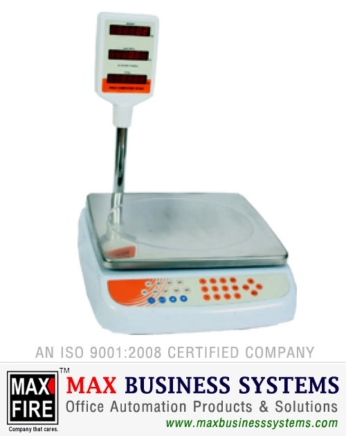 Shop Weighing Machine